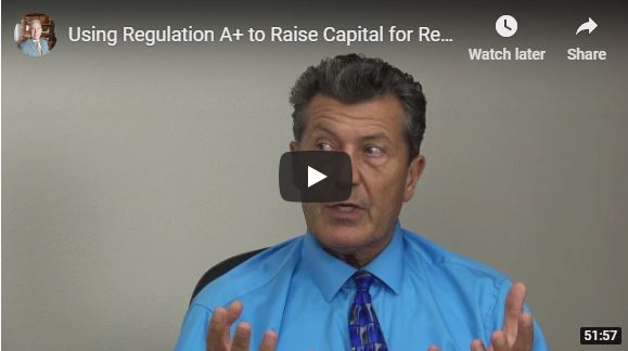 Using Regulation A+ to Raise Capital for Real Estate Ventures